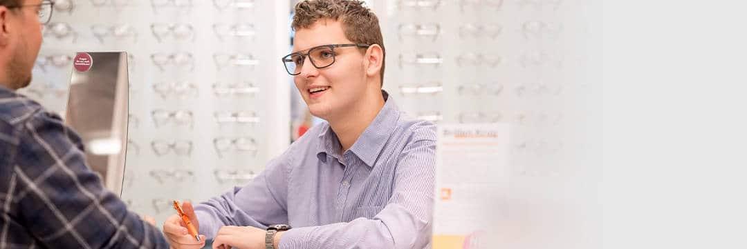 Wir beraten Sie gerne! Brillen Krug Oppenheim