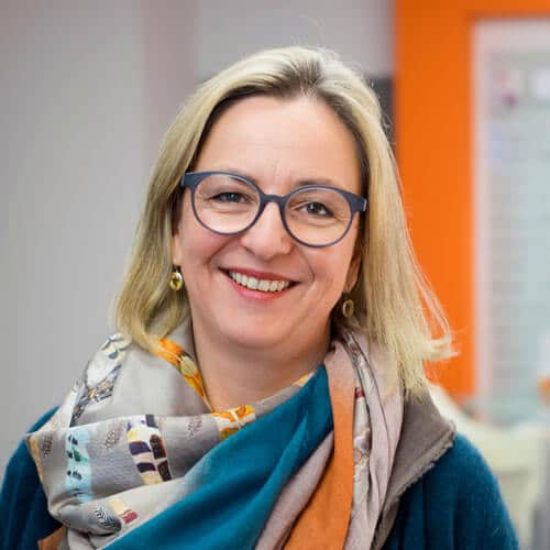 Augenoptikermeisterin Tanja Krug, Brillen Krug Oppenheim