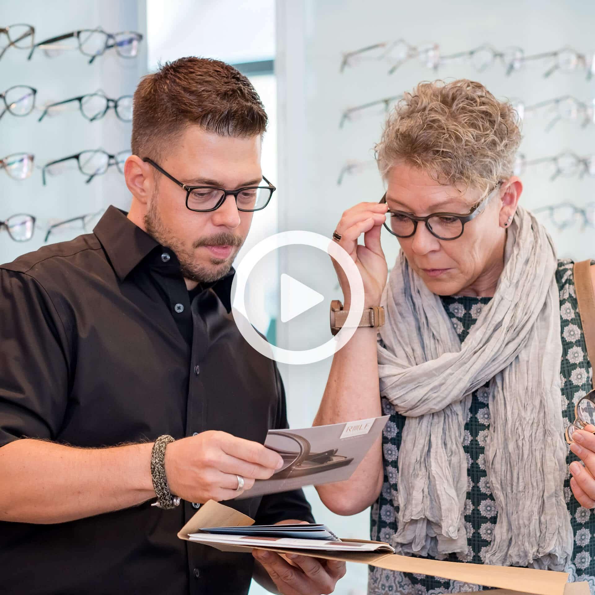 Brillen Krug in Oppenheim: Optik // Kontaktlinsen // Akustik