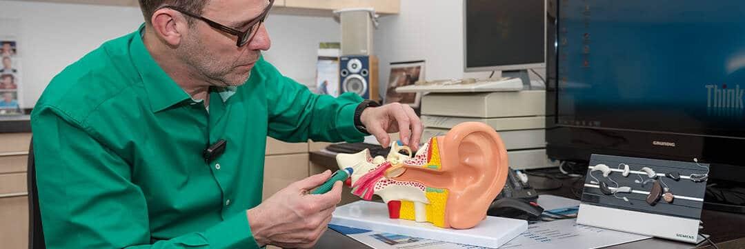 Niemand kennt Ihr Ohr besser als wir – Screening in der Akustik