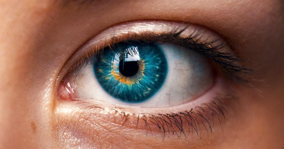 Trockene Augen – besonders im Sommer