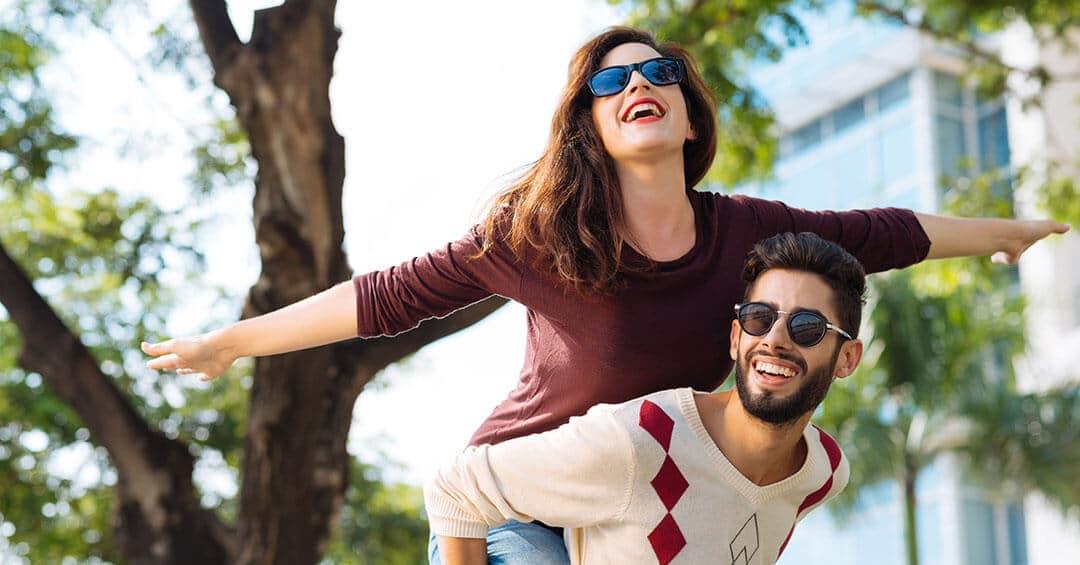 Oster-Gewinnspiel: Zwei statt einer Sonnenbrille!